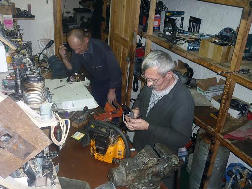 Обслуживание электроинструмента в Серове